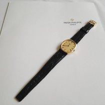 Patek Philippe Golden Ellipse 18K Unisex