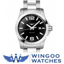 Longines CONQUEST 43MM Ref. L37604566