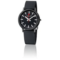 Mondaine Montre Stop2go All Black