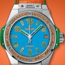 Hublot POP ART BIG BANG ORANGE 456SO5179LR1206POP16