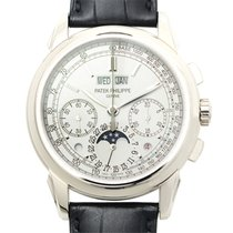 百達翡麗 (Patek Philippe) Grand Complications 18k White Gold...