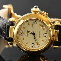 Cartier Pasha Automatic 750/000gg 35mm