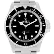 Rolex Submariner Vintage Stainless Steel Automatic Mens Watch...