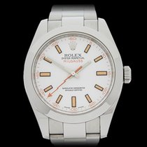 Rolex Milgauss Stainless Steel Gents 116400 - W4264