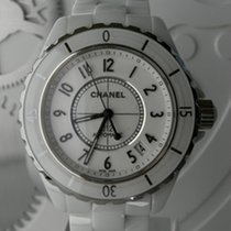 Chanel J12 38mm White Ceramique