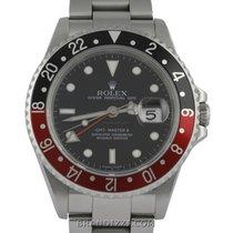 ロレックス (Rolex) Rolex GMT II Rettangular Dial Ref. 16710