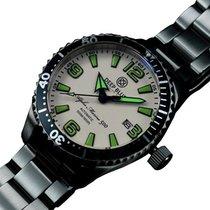 Deep Blue Alpha Marine 500 42mm Auto Diver Watch Miyota 500m...