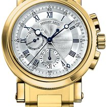 Breguet Marine Chronograph Mens 5827ba/12/am0