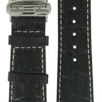 Σερτίνα (Certina) DS Podium Square Lederarmband schwarz 22mm...