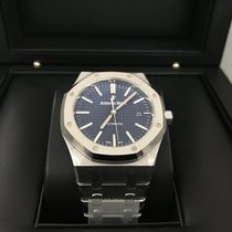 Οντμάρ Πιγκέ (Audemars Piguet) Royal Oak 41mm Blue Boutique...