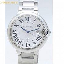 カルティエ (Cartier) カルティエ バロンブルーLM W69012Z4 2013限定