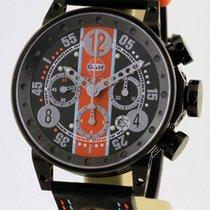 BRM Racing Gulf Chronograph V12-44-gu-n-ag-1 Limited Edition...