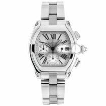 Cartier Roadster Chronograph Watch W62019X6 (Mint)