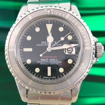 Rolex Submariner Date Ref.1680 Red unpolished/ box punched...