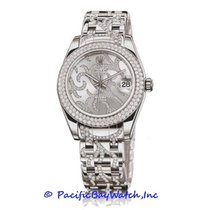 Rolex Pearlmaster Mid-Size 81339 Pre-Owned