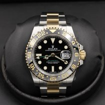 ロレックス (Rolex) Gmt Master Ii 116713ln Stainless Steel / Yellow...