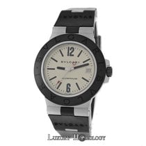 Bulgari Men's Bvlgari Diagono Aluminum AL38A Automatic 38MM