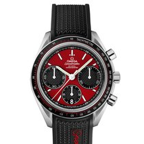 Omega Speedmaster Racing. automático de cronógrafo,