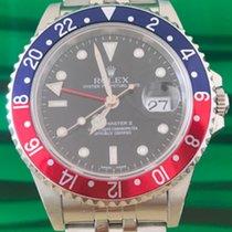 Rolex GMT - Master II Ref. 16710 Pepsi 2007/Z1 box &...