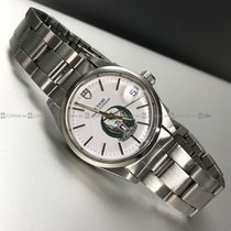 Tudor - Prince Oyster Date  White Dial Steel 72033