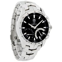 TAG Heuer Link Calibre S Mens Black Dial Swiss Watch CJF7112.B...