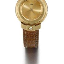 Piaget | A Lady's Yellow Gold And Diamond-set Wristwatch...