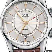 Oris Artelier Alarm  01 908 7607 4051-Set LS