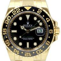Ρολεξ (Rolex) GMT-Master II 116718LN 18k Yellow Gold Ceramic...