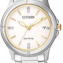 Citizen Elegant Eco Drive Damenuhr FE6054-54A