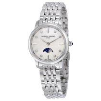 Frederique Constant Ladies Slimline Mother of Pearl Watch