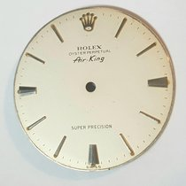 Rolex 36mm Air King 5504 Automatik Vintage Papers & Box