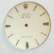 Rolex 36mm Air King 5504 Automatik Vintage Papers & Box