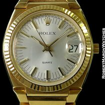 Rolex 5100 Beta 21 Electronic 18k New Old Stock