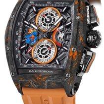 Cvstos Dani Pedrosa Collection Carbon Men's Watch,...