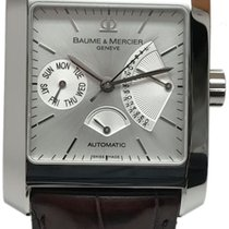 Baume & Mercier Men's 8757 Hampton Square Power Reserve