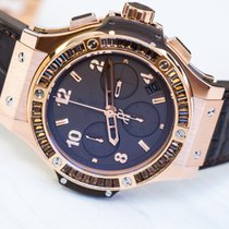 Hublot Big Bang Tutti Frutti Gold Brown Carat