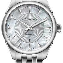 Hamilton Jazzmaster Lady Automatik Damenuhr H42215111