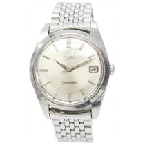 Omega Seamaster Date Automatic Stainless Steel