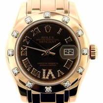 Rolex Ladies Pearlmaster 80315