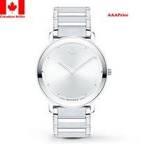 Movado 0606881 Men's Thin Sapphire Wrist Watch