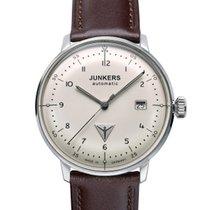 Junkers Bauhaus Modell: 6056-5 inkl.Ersatzarmband NEU