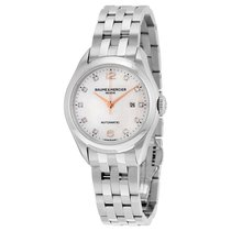 Baume & Mercier Ladies Clifton Mother of Pearl Watch