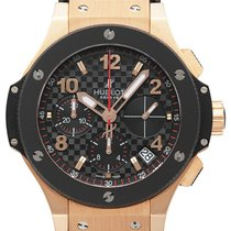 Hublot Big Bang 18 Kt. Rotgold Keramik 44 mm