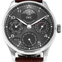 IWC Portuguese Perpetual Calendar Perpetual Moonphase IW502307