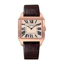 Cartier Santos Dumont Manual Mens Watch Ref W2006951