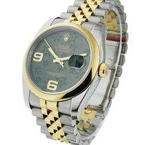 Rolex Unworn 116203 Mens 2-Tone DATEJUST with Jubilee Bracelet...