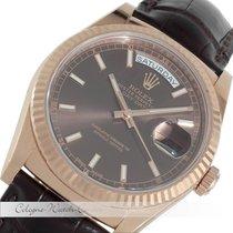 Rolex Day-Date Everose Gold 118135