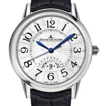 Jaeger-LeCoultre Rendez-vous Date Stainless Steel Mother Of...