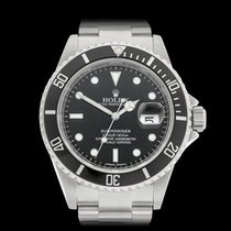 Rolex Submariner Stainless Steel Gents 16610 - W3945