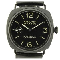 Panerai PAM00292 Radiomir Black Seal PAM 292 45mm Ceramic
